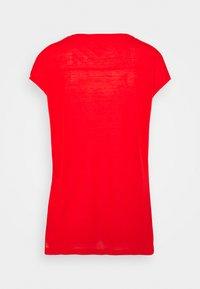 Vaude - TEKOA - T-shirts med print - mars red - 5