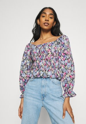 KATINKA BLOUSE - Long sleeved top - spring flo