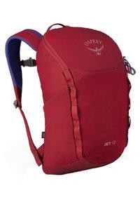 Osprey - JET - Rucksack - cosmic red - 2