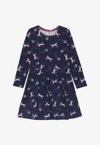 happy girls - PFERDE - Jersey dress - navy - 2