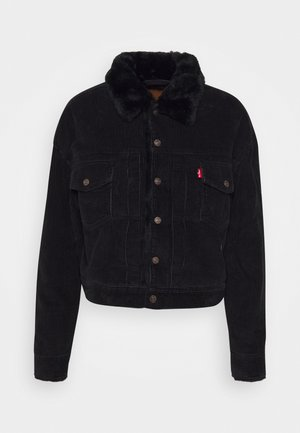 NEW HERITAGE TRUCKR - Winter jacket - black