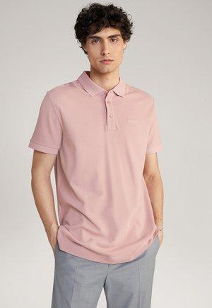 Polo shirt - puderrosa