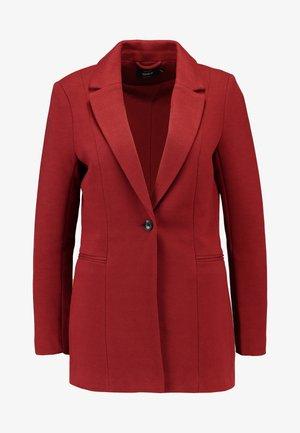 ONLLINEA COATIGAN - Short coat - merlot