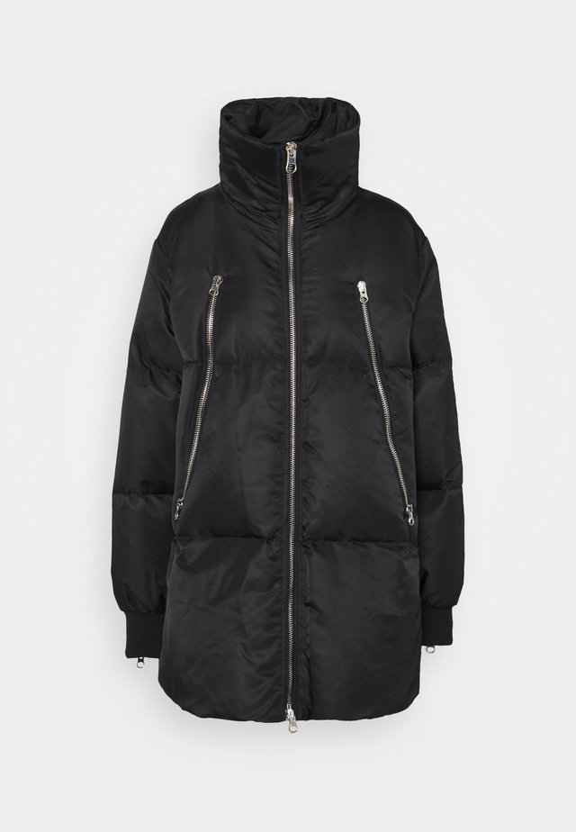 SPORTSJACKET - Kabát zprachového peří - black