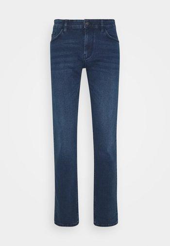 JOSH - Straight leg jeans - mid stone blue