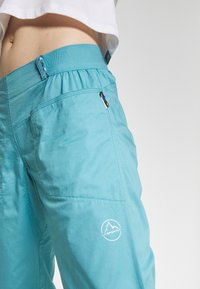 La Sportiva - TUNDRA PANT  - Stoffhose - pacific blue/neptune - 3