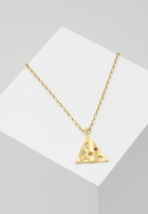 MELIES PYRAMIS - Collana - gold-coloured