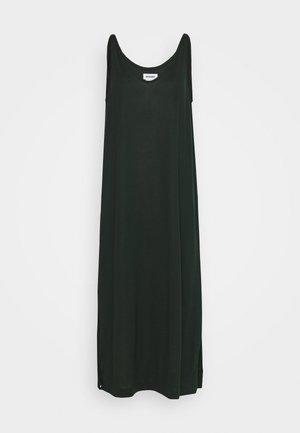 ABBY DRESS - Vestito lungo - bottle green
