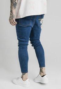 SIKSILK - Slim fit jeans - blue - 2