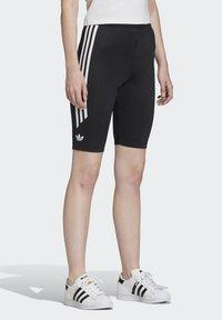 adidas Originals - CYCLING TIGHTS - Shorts - black - 2