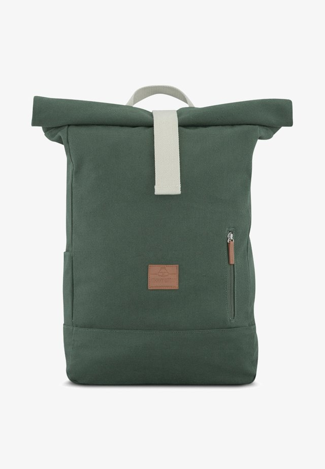 ROLL TOP ADAM - Rucksack - green
