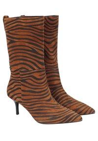 Ekonika - Ankle boots - zebra-spice - 4
