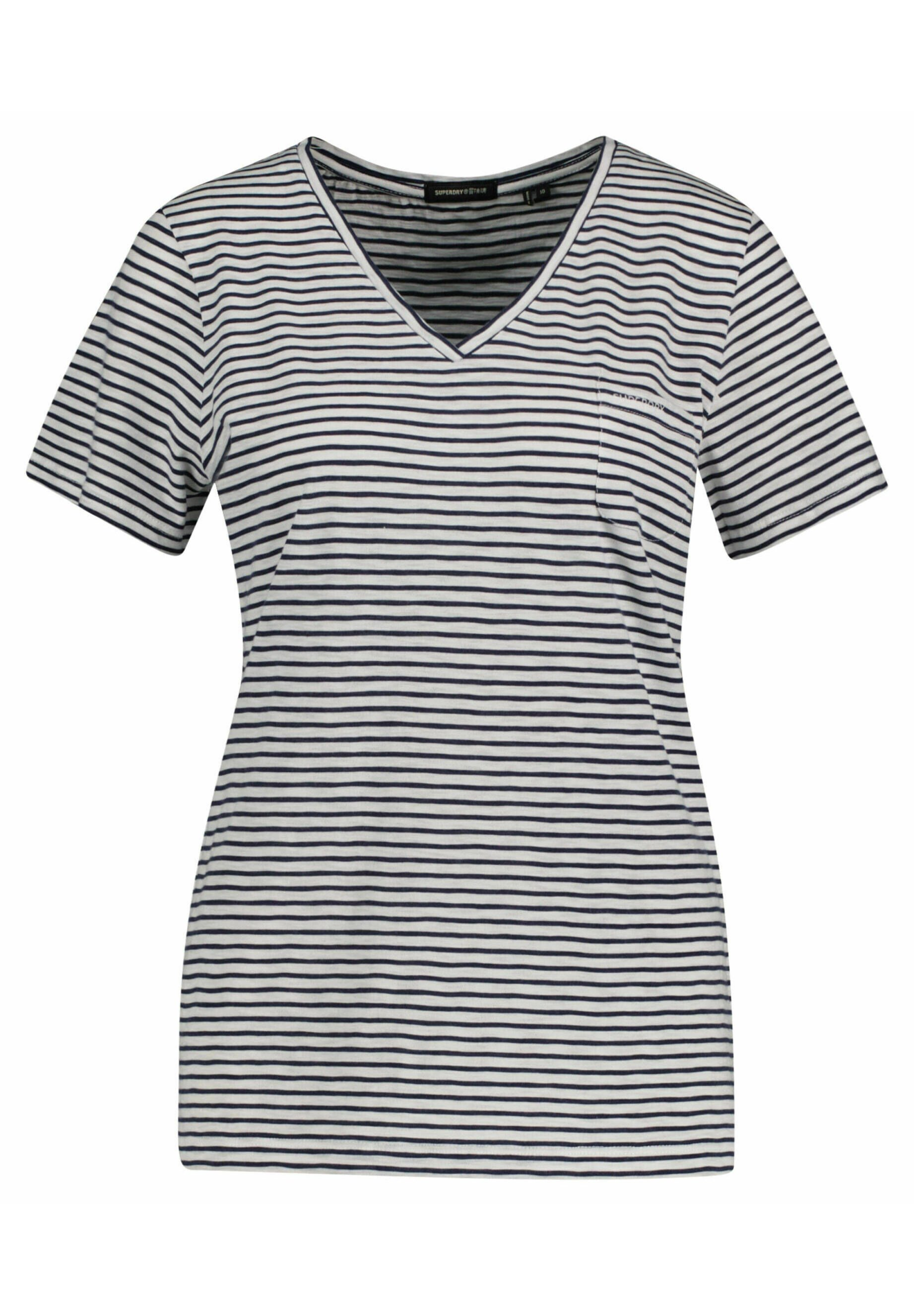 Damen T-Shirt print - marine