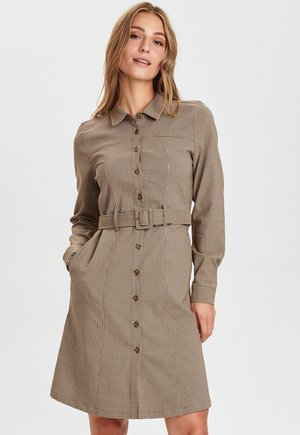 Shirt dress - cathay spice