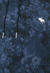 Abercrombie & Fitch - ICON - Mikina skapucí - blue - 4