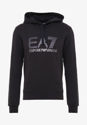Bluza z kapturem - black