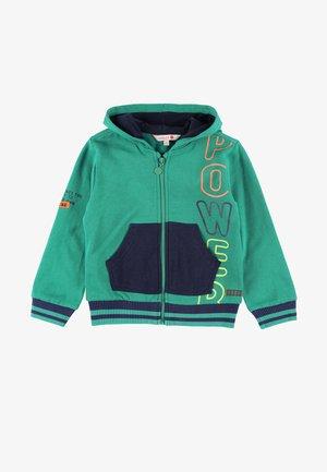 Zip-up hoodie - cypress