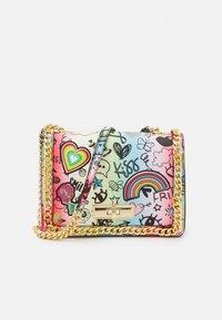 ALDO - CILADDA - Across body bag - bright multi-coloured - 0