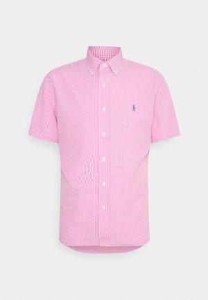 Camicia - pink/white