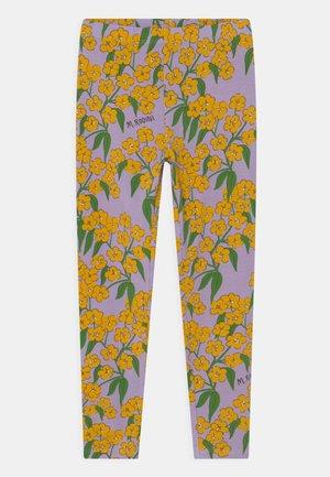 ALPINE FLOWERS - Leggings - purple
