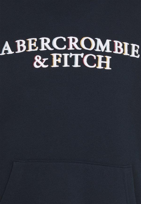 Abercrombie & Fitch Bluza - navy/granatowy Odzież Męska ITBE