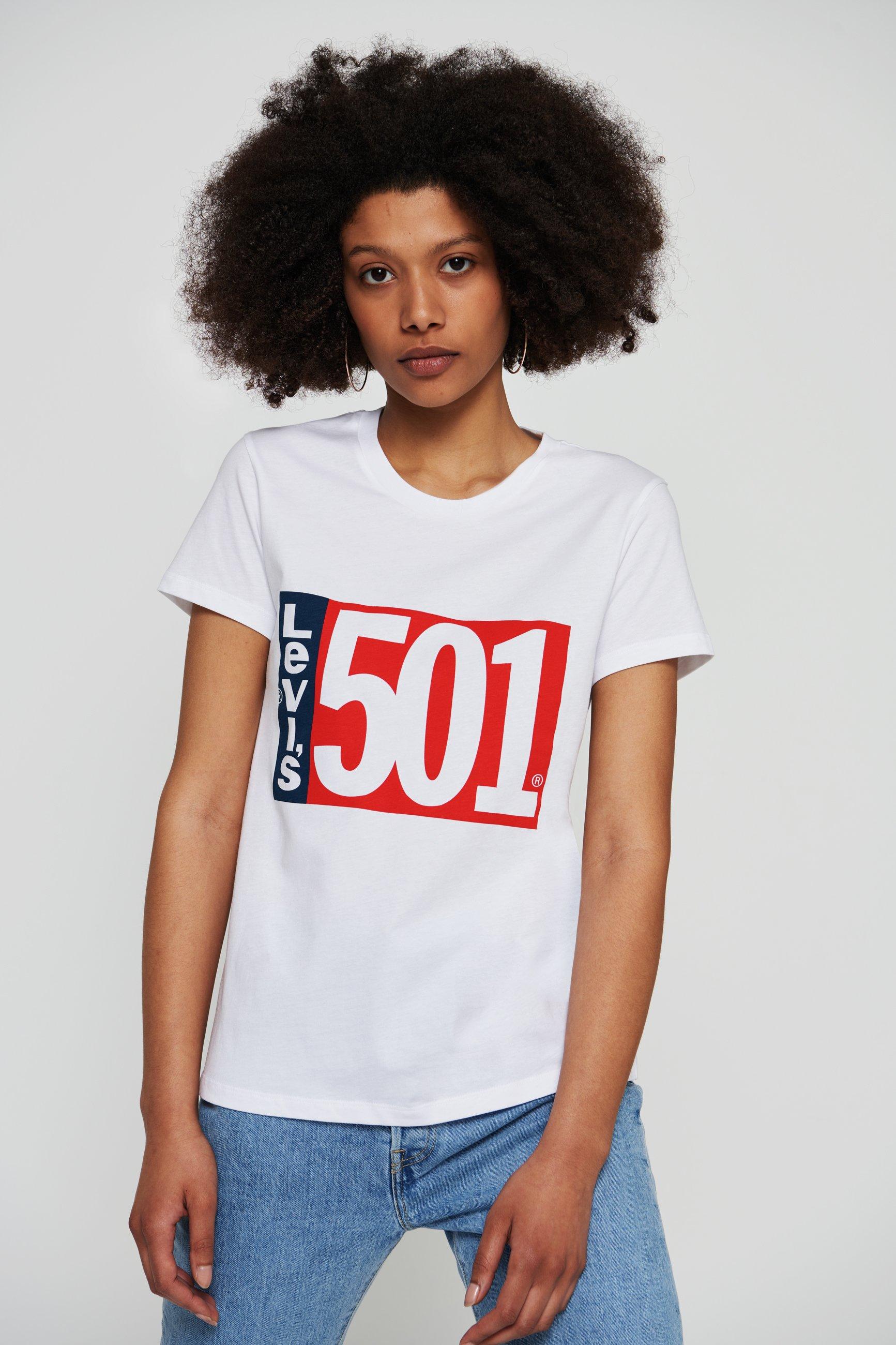 Damen PERFECT TEE - T-Shirt print