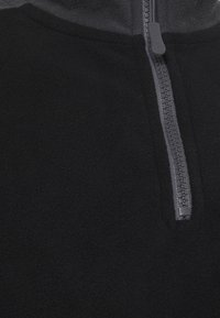 Brave Soul - THERMAL - Fleece jumper - black/slate grey - 6