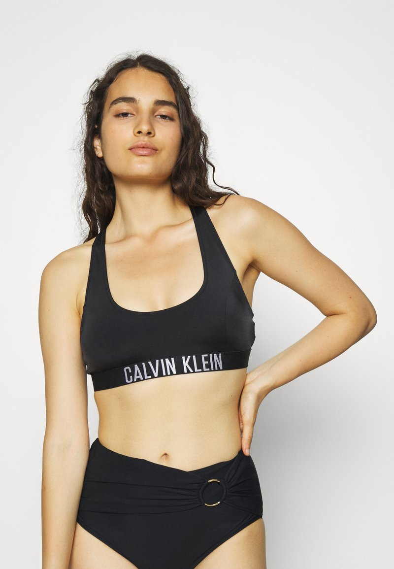 Calvin Klein Underwear - INTENSE POWER BRALETTE - Alustoppi - black