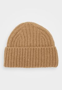 CLOSED - KNITTED HAT - Beanie - honey - 1