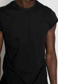 Pier One - T-shirts basic - black - 4