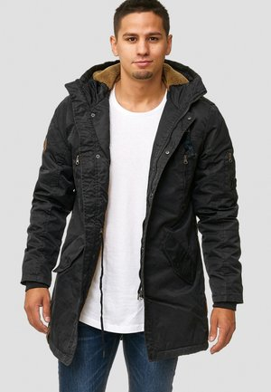 BARDSLEY - Winter coat - black