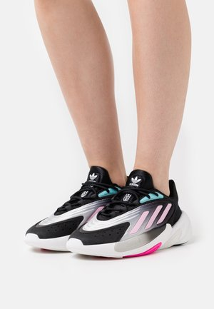 OZELIA  - Sneakers - core black/clear pink/white