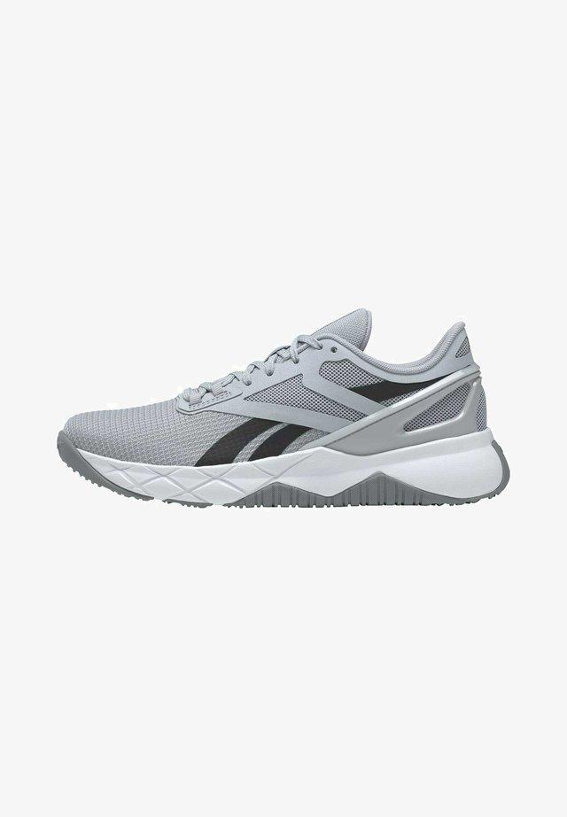 NANOFLEX TRAINING - Trail running shoes - grey