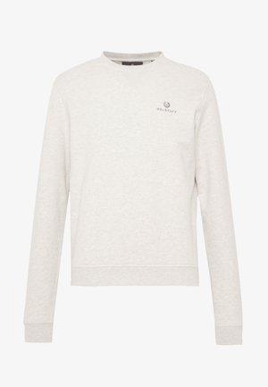 Sweatshirts - heather grey melange