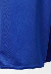 adidas Performance - PARMA 16 SHORTS - Sports shorts - blue - 4