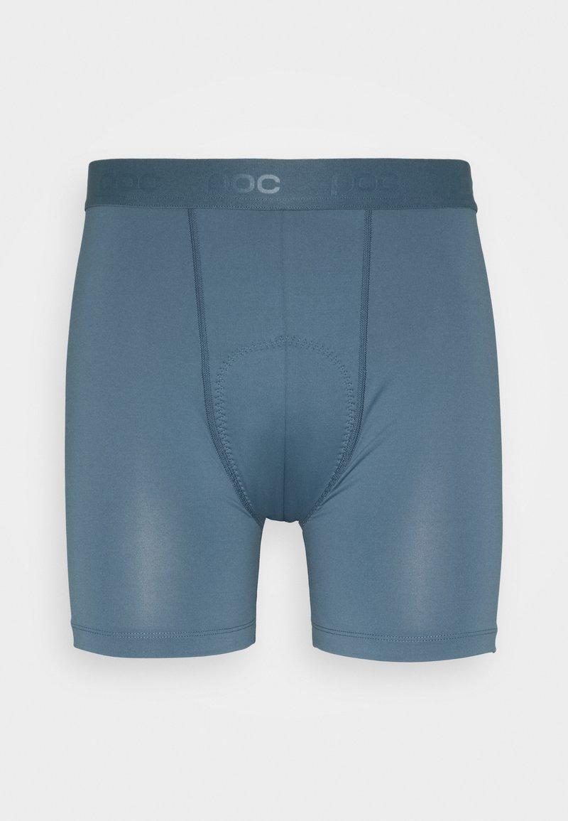 POC - ESSENTIAL BOXER - Pants - calcite blue