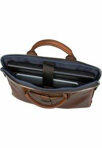 JOOP! - LORETO SAMU  - Briefcase - dark brown - 4