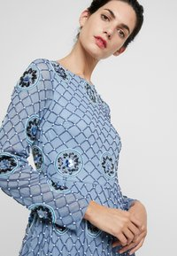 Lace & Beads - AMBER - Occasion wear - blue - 4