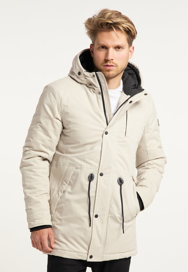 Parka - antique white