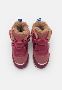 Finkid - LAPPI UNISEX - Winter boots - rose/beet red - 3