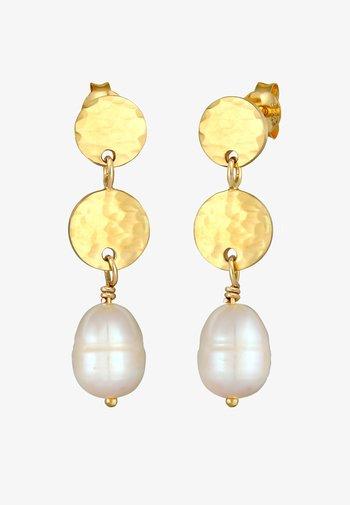 BAROQUE - Earrings - gold