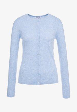 CLASSIC CARDIGAN - Cardigan - dusty light blue