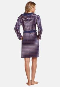 Schiesser - Dressing gown - blau - 1