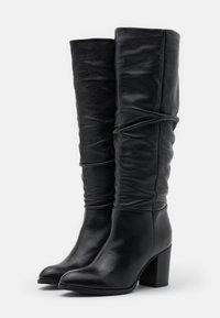 San Marina - MIALY - Vysoká obuv - noir - 2