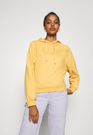 Bluza z kapturem - yellow