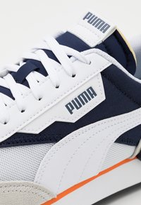 Puma - Trainers - white/peacoat - 5