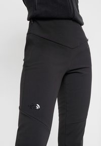 The North Face - SNOGA PANT - Snow pants - black - 4