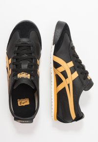 Onitsuka Tiger - MEXICO 66 - Sneakers basse - black/honey gold - 1
