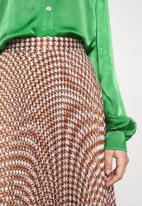 Birgitte Herskind - NESSA SKIRT - Maxi skirt - pepita - 5
