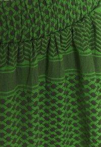 CECILIE copenhagen - SKIRT - A-line skirt - pepper - 2